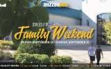 Family Weekend 2014