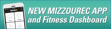 MizzouRec App and Fitness Dashboard