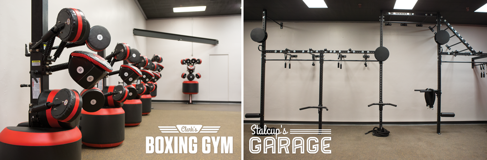 Mizzourec welcomes stalcup s garage clark boxing gym