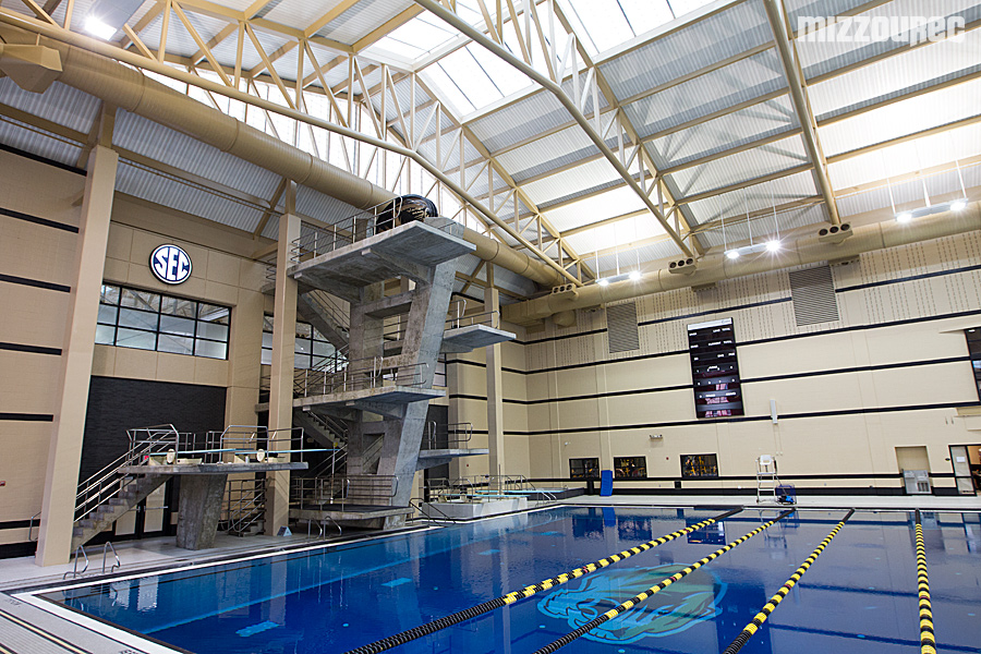 Air Force Academy >> Diving Well - MizzouRec MizzouRec