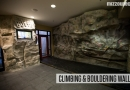 Climbing & Bouldering Wall