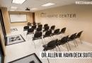 Dr. Allen W. Hahn Deck Suite