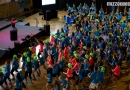 dance marathon, events, brewer, student life, spring, 2014, FTK, shaving hair, dancing, kids,