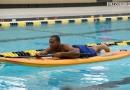 Aquatics, Jennifer Seris, Testing, Fun, Professional Staff, Staff, Competition Pool, Paddle boards