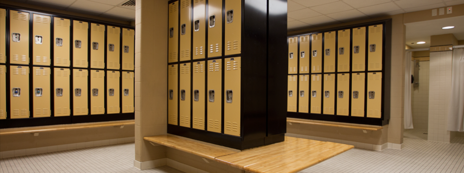 General Locker Rooms - MizzouRec MizzouRec
