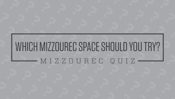 Which MizzouRec Space Should You Try Next? Take the Quiz